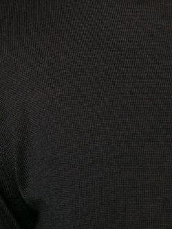 Свитер С Круглым Вырезом Brunello Cucinelli                                                                                                              чёрный цвет