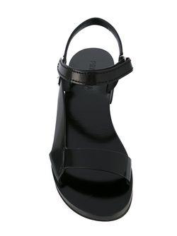 Сандалии Barret Premiata                                                                                                              черный цвет