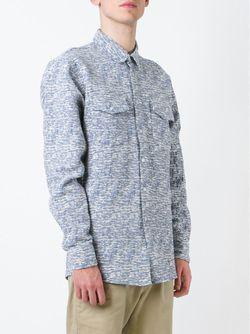 Рубашка Tom Soulland                                                                                                              белый цвет