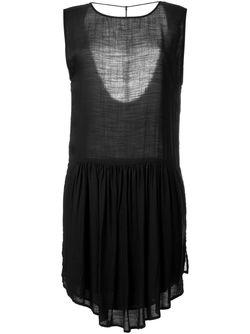 Платье Olivia Iro                                                                                                              черный цвет