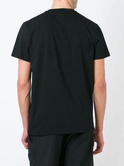 Футболка С Круглым Вырезом Jil Sander                                                                                                              черный цвет