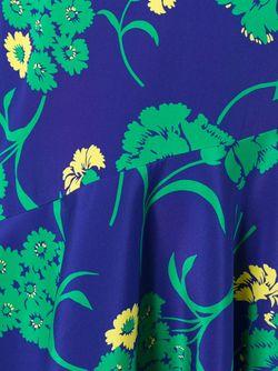 Топ Susan P.A.R.O.S.H.                                                                                                              синий цвет
