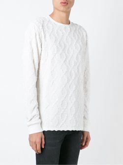 Свитер Steppers Soulland                                                                                                              белый цвет