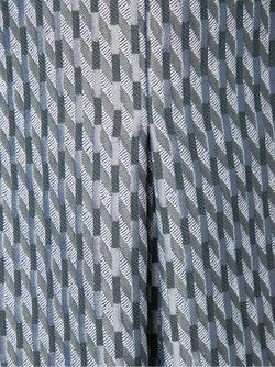Расклешенное Жаккардовое Платье Jonathan Simkhai                                                                                                              серый цвет