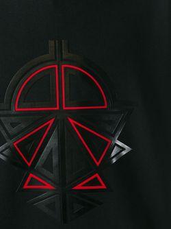 Толстовка Mechanic Shell Les Hommes                                                                                                              черный цвет