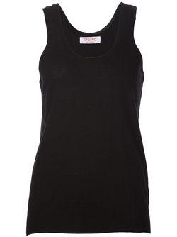 Трикотажный Топ ORGANIC BY JOHN PATRICK                                                                                                              чёрный цвет
