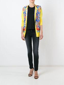Джинсы Кроя Слим Dolce & Gabbana                                                                                                              чёрный цвет