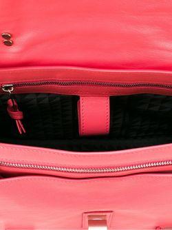 Средняя Сумка-Сэтчел Ps1 Proenza Schouler                                                                                                              розовый цвет