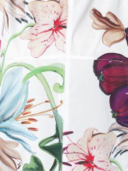 Топ С Принтом Dondup                                                                                                              белый цвет
