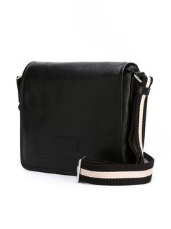 Сумка-Почтальонка Terlago Bally                                                                                                              чёрный цвет