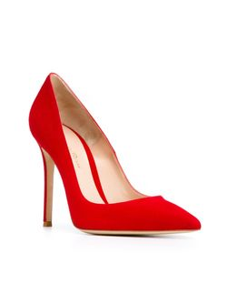 Туфли Gianvito Gianvito Rossi                                                                                                              красный цвет