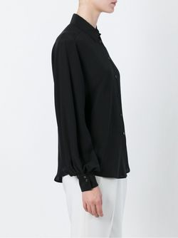 Классическая Рубашка Agnona                                                                                                              чёрный цвет
