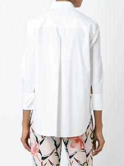 Классическая Рубашка Dorothee Schumacher                                                                                                              белый цвет