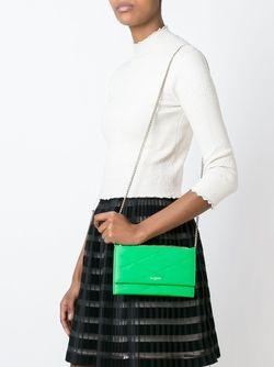 Сумка Через Плечо Sugar Lanvin                                                                                                              зелёный цвет