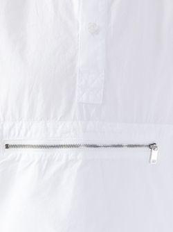 Рубашка С Молнией Kenzo                                                                                                              белый цвет