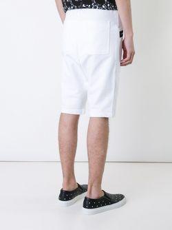 Drawstring Track Shorts Markus Lupfer                                                                                                              белый цвет
