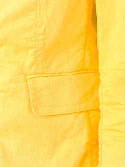 Классический Блейзер Dsquared2                                                                                                              желтый цвет