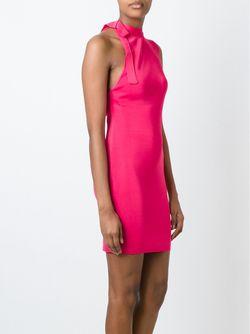 Платье С Бантом Dsquared2                                                                                                              розовый цвет
