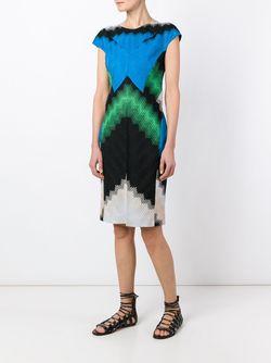 Платье С Рукавами-Кап Missoni                                                                                                              многоцветный цвет