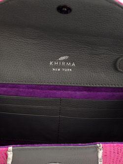 Клатч Babo KHIRMA ELIAZOV                                                                                                              розовый цвет