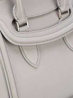 Сумка-Тоут Heroine Alexander McQueen                                                                                                              серый цвет