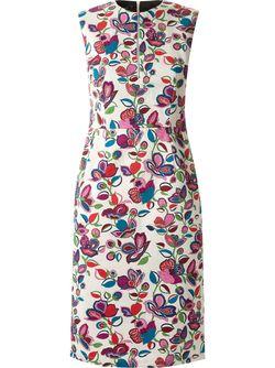 Shift Dress Reinaldo Lourenço                                                                                                              многоцветный цвет