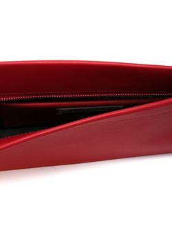 Большой Клатч Maison Margiela                                                                                                              красный цвет