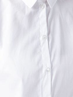 Classic Shirt Simone Rocha                                                                                                              белый цвет