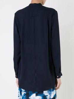 Secret Vice Shirt GINGER & SMART                                                                                                              синий цвет