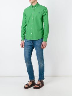 Рубашка Tiger Kenzo                                                                                                              зелёный цвет