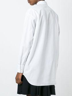 Декорированная Рубашка No21                                                                                                              белый цвет