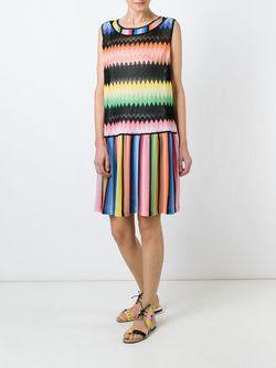 Платье Без Рукавов Missoni                                                                                                              многоцветный цвет