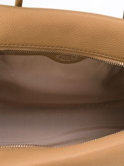 Средняя Сумка-Тоут Shopper Tod'S                                                                                                              коричневый цвет