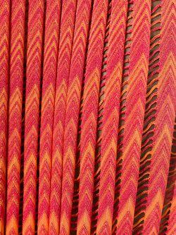 Вязаная Длинная Юбка Missoni                                                                                                              красный цвет