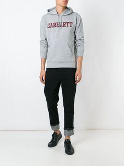 Толстовка С Капюшоном Carhartt                                                                                                              серый цвет