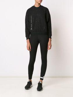 Толстовка С Карманами На Молнии Adidas By Stella  Mccartney                                                                                                              черный цвет