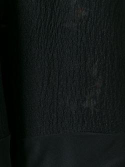 Топ С Кружевной Вставкой Rochas                                                                                                              черный цвет