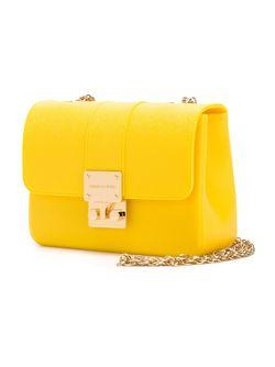 Сумка Через Плечо Amalfi Designinverso                                                                                                              желтый цвет