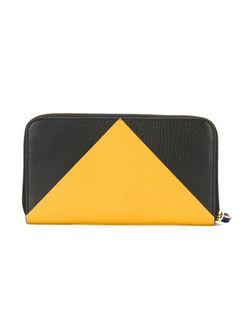 Colour Block Wallet DESA                                                                                                              чёрный цвет