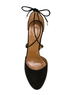 Туфли Karlie Aquazzura                                                                                                              чёрный цвет