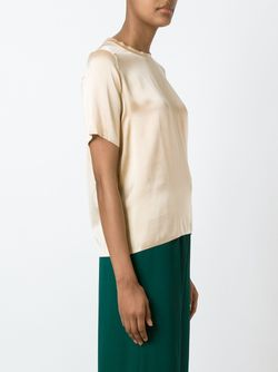Блузка С Короткими Рукавами Forte Forte                                                                                                              Nude & Neutrals цвет