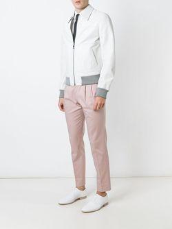 Чиносы С Вытачками Dolce & Gabbana                                                                                                              розовый цвет