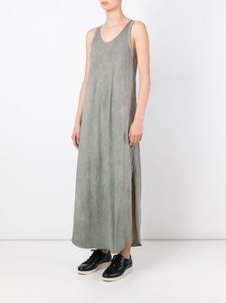 Платье Макси Lost & Found Rooms                                                                                                              зелёный цвет