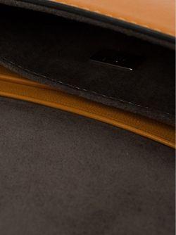 Сумка Через Плечо Baguette Fendi                                                                                                              коричневый цвет