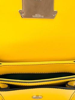 Маленькая Сумка На Плечо Dun Dun Paula Cademartori                                                                                                              желтый цвет