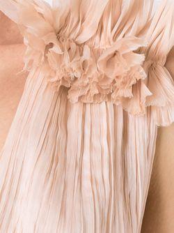 Платье Kobe Maria Lucia Hohan                                                                                                              розовый цвет
