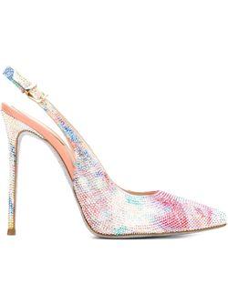 Туфли Batik Rene' Caovilla                                                                                                              многоцветный цвет