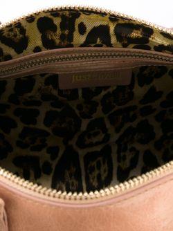 Сумка-Тоут С Плетеными Ручками Just Cavalli                                                                                                              розовый цвет