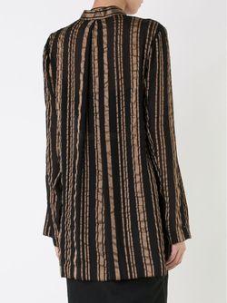 Блузка С Кисточками KITX                                                                                                              чёрный цвет