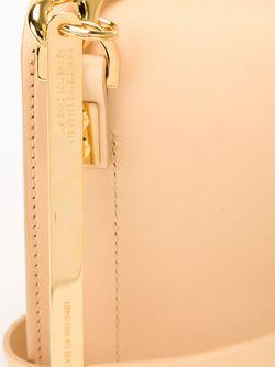 Mini Milner Crossbody Bag Sophie Hulme                                                                                                              Nude & Neutrals цвет